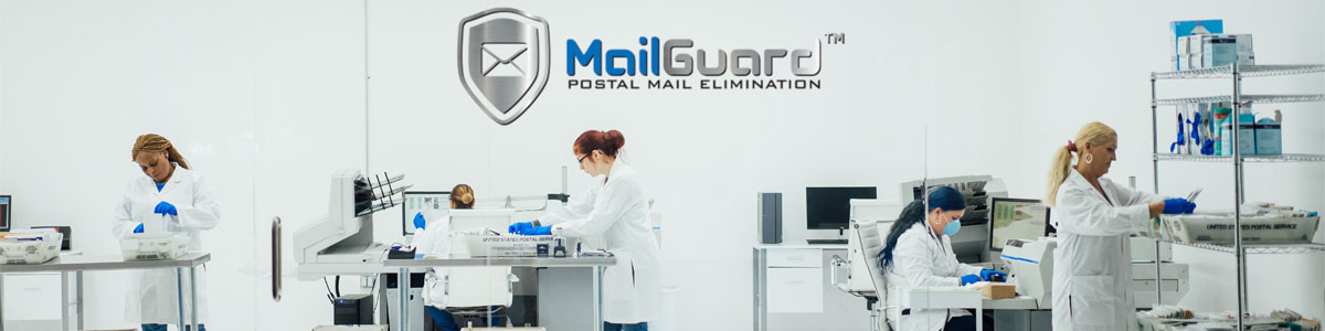 MailGuard Processing Room